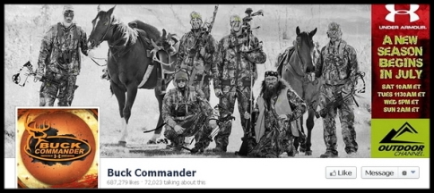 People and companies - Buck Commanders Trophy hunters