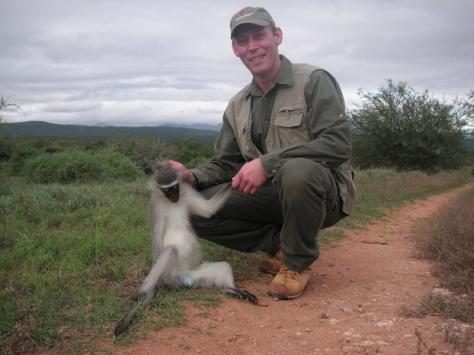 Monkeys - Trophy hunted 2