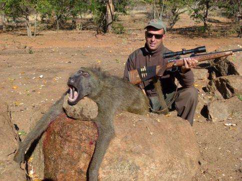 Monkeys - Trophy hunted 5