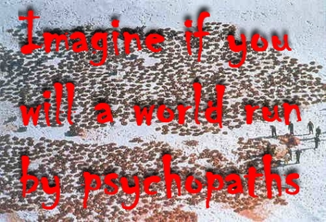 Trophy hunters - Psychos imagine seals
