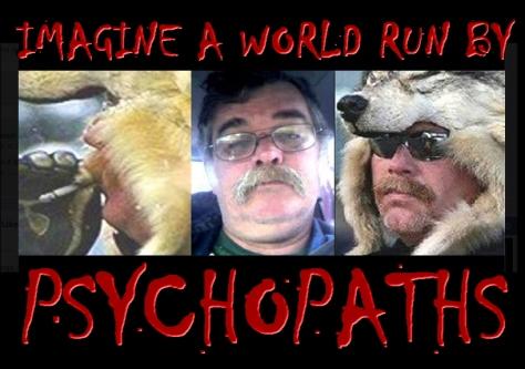 Trophy hunters - Psychos kill all wolves 2