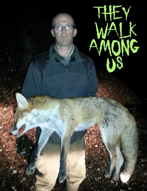 Trophy hunters - Psychos they live walk among us