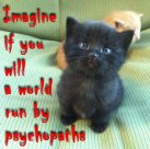Cats - Psychopaths imagine a world 03