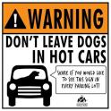 Dogs - Medical hot car safety 02