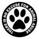 Homeless pets - Abusers sign no excuse
