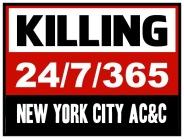 Homeless pets - NYC AC&C killing 24-7-365