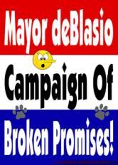 Homeless pets - NYC AC&C Mayor Bill De Blasio 03