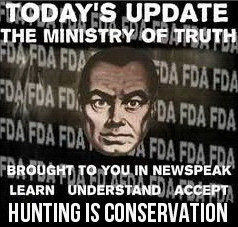 Trophy hunters - Conservation Newspeak USE 1
