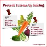 Message - Foods beneficial eczema prevention