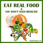 Message - Foods beneficial won't need medicine