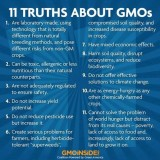 Message - GMOs truths