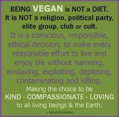 Vegan - conscious choice 2