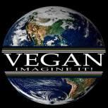 Vegan - earth imagine