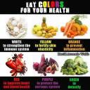 Vegan - foods colour