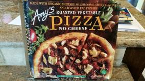 Vegan - foods pizza