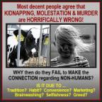 Vegan - truth reasons kidnapping and molestation