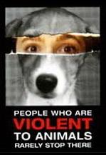 Animal abuse - Dog people who abuse animals