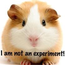 Laboratory testing - I am not an experiment