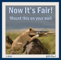 Lions - Poster for canned hunting 19