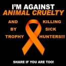 Message - Abusers against animal cruelty