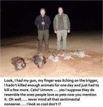 Trophy hunters - Revenge annetted 1