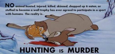 Trophy hunters - Revenge Bambi murder