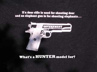 Trophy hunters - Revenge gun model