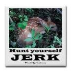 Trophy hunters - Revenge hunt yourself jerk