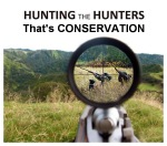 Trophy hunters - Revenge hunter becomes hunted that's CONSERVATION