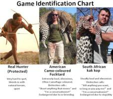 Trophy hunters - Revenge hunter or killer comparison USE