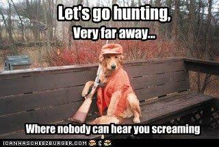 Trophy hunters - Revenge hunting let's go far away