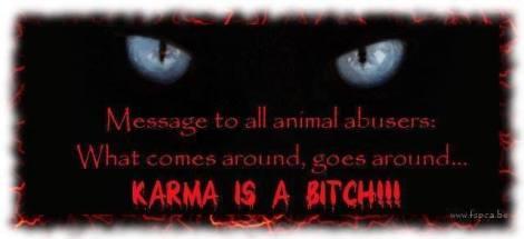 Trophy hunters - Revenge karma is a bitch