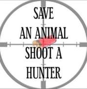 Trophy hunters - Revenge save an animal shoot a hunter