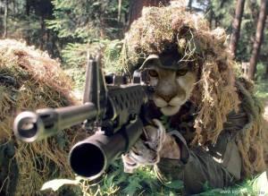 Trophy hunters - Revenge shoot with camo