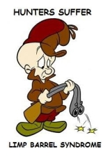 Trophy hunters - Revenge small one elmer fudd limp