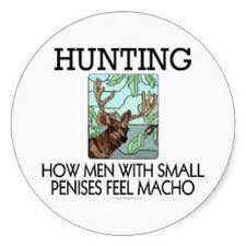 Trophy hunters - Revenge small one how men with small penises