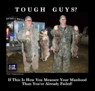 Trophy hunters - Revenge small one manhood measurement