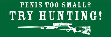 Trophy hunters - Revenge small one try hunting gun