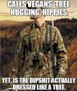 Trophy hunters - Revenge tree huggers camouflage