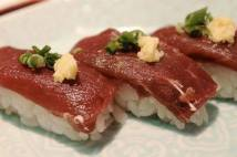 24 Oceans and rivers - Dolphin sush served in Taiji