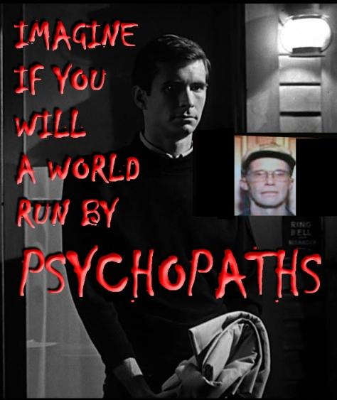 Trophy hunters - Psycho imagine Norman Bates