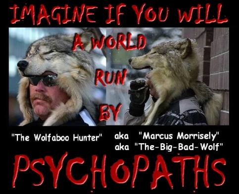 Trophy hunters - Psychos kill all wolves 1
